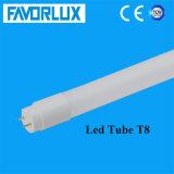 tubo ligero de 150lm/W el 120cm 10W T8 LED