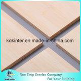 Comité van Bamoo van de Raad van het Bamboe van het Triplex van het Bamboe van de Laag van 5mm het Verticale Enige