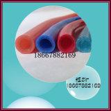 Doppio tubo flessibile di pressione della fibra dell'unità di elaborazione del piano