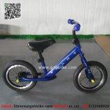 青いカラー鉄骨フレームは一つによって造られる車輪が付いているバランスのバイクをからかう、