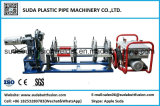 Sud160hのポリエチレンのバット融接機械(40mm-160mm)
