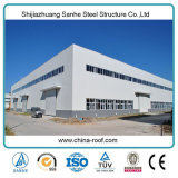Supplier Broad Span Pre-Engineered Steel Structures for Workshop Building clouded