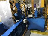 L'acier aluminium cuivre Appuyez sur la mise en balles machine hydraulique