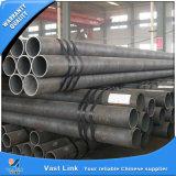 Tubo d'acciaio saldato Ss400 per la varia applicazione