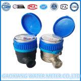 Chorro único medidor de agua residencial de arrastre magnético