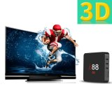 Горячая продажа I88 Android 7.1.2 Smart TV в салоне S905X Quad Core 1 ГБ ОЗУ и 8 ГБ диск с 4K, WiFi 1080p HD Media Player