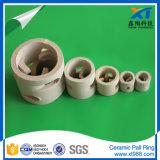 Anti-Acid & Alta Resistencia Temperatura anillo Pall de cerámica