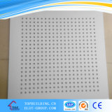 Akustisches Perforated Gypsum Board/Soundproof Gypsum Board/Perforated Gypsum Board/1200*2400*12mm