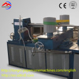 3-15 mètres par petite machine de tournoyer et de découpage de vitesse pour le tube de papier spiralé