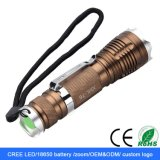 Lampe-torche campante rechargeable du CREE T6 10W DEL