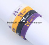 Sport all'ingrosso Silicone Bracelet per Promotion Gifts