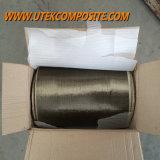 50cm de largura 300gsm tecido Basalto Unidirecional