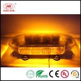 Luz de faro ambarina del imán de barra ligera de la herramienta portable de la precaución mini LED/Halogen impermeable