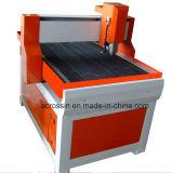 Haute qualité métal/bois/acrylique/PVC/gravure CNC en marbre&Routeur de coupe avec le Rotary et l'adsorption de vide