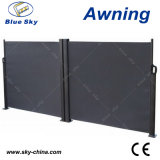 Folding di alluminio Screen Retractable Awning per Balcony (B700-3)