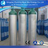 Gás Argônio de elevada pureza 99,999% (comprimido)