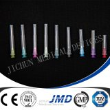 Pointeau d'injection hypodermique de qualité remplaçable et stérile (15G-31G)