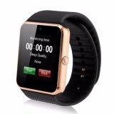 Reloj elegante de Bluetooth del teléfono elegante original de Gt08 Andriod con la ranura para tarjeta de NFC/SIM
