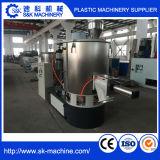 Alta velocidad de la máquina de mezcla caliente de plástico