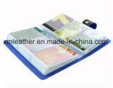 Slim Magic Wallet Tarjeta de crédito Leather ID Crad Holder