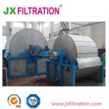 Filtration des eaux usées industrielles filtre à tambour vide
