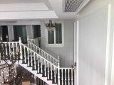 층 나무로 되는 현대 백색 재배지 셔터에 주문을 받아서 만들어진 층