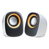 安くかわいい卵の健全なボックスUSBの拡声器の実行中の小型スピーカー