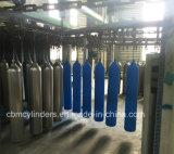 Gás do óxido nitroso, gás hilariante, cilindros de gás de N2o