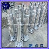 Mangueira de metal flexível de aço inoxidável tubo corrugado de foles de Escape