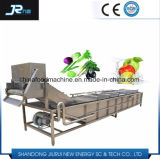 Vruchten de van uitstekende kwaliteit van de Mispel van het Type van Luchtbel/de Schoonmakende Machine van de Mango met Transportband