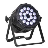 Indicatore luminoso impermeabile esterno di PARITÀ di RGBW 18*10W 4in1 IP65 LED