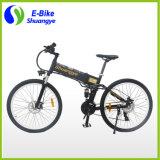26 인치 36V 250W 350W 접히는 산 전기 자전거