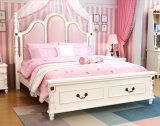 Het beste Verkopende Economische Houten Bed van het Kind (owkb-002)