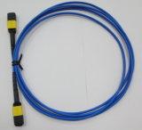 MPO-MPOの光ファイバケーブルのジャンパー