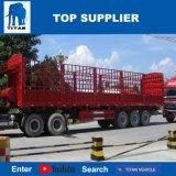 Vehículo del titán - acoplado del transporte de contenedores de los paneles de pared del acoplado del cargo semi