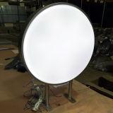 Le vide fait sur commande d'usine de Guangzhou a formé le cadre lumineux d'éclairage LED