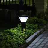 Le vendite calde impermeabilizzano l'indicatore luminoso solare esterno del prato inglese di via del cottage dell'alberino del LED