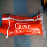Раздувные резиновый заграждения сдерживания масла/загородки масла/заграждение Seaweed