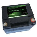 batería de 12V 50ah LiFePO4 para la UPS con el cargador del PCM