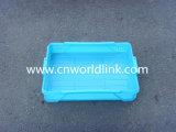 Empilable PE en plastique de qualité alimentaire bac pour la vente de pain