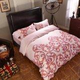 Gedruckter Baumwollbettwäsche-Setsen gros Duvet-Luxuxdeckel stellt Bettwäsche ein