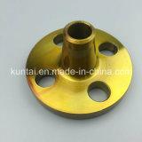 ANSI DIN 탄소 강철 용접 목은 위조했다 플랜지 (KT0256)를