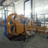 Máquina doméstica da fabricação de cabos do fio