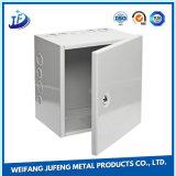 Металлический лист OEM алюминиевый штемпелюя часть с металлопластинчатым