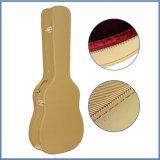 Caja del camino de la guitarra acústica del instrumento de música