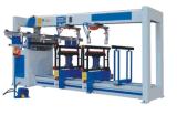 3 линии буря машину CNC инструмента Woodworking машинного оборудования Drilling