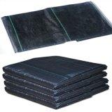 Aerado com tratamento UV PP plástico Tecidos de malha de barreira de plantas daninhas para Fazenda