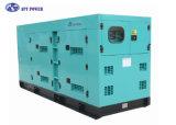 500kVA防音のCumminsのディーゼル発電機