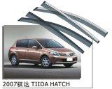 Visière arrière pour Nissan Tiida Hatch 2007