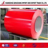 PPGI/HDG/Gi/SPCC DX51 laminadas a frio de zinco/quente de aço galvanizado médios